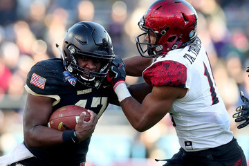 Tariq Thompson Lockheed Martin Armed Forces Bowl - San Diego State v Army