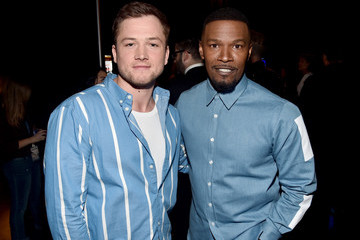 Taron Egerton CinemaCon 2018 - Lionsgate Invites You To An Exclusive Presentation Highlighting Its 2018 Summer And Beyond