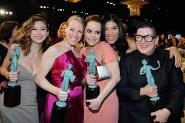 Taryn Manning Lea DeLaria 21st Annual Screen Actors Guild Awards - Show