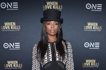 Tasha Smith 'When Love Kills: The Falicia Blakely Story' New York Premiere