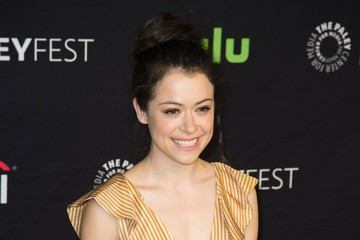 Tatiana Maslany The Paley Center For Media's 34th Annual PaleyFest Los Angeles - 'Orphan Black' - Arrivals