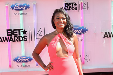 Tatyana Ali BET AWARDS '14 - Arrivals