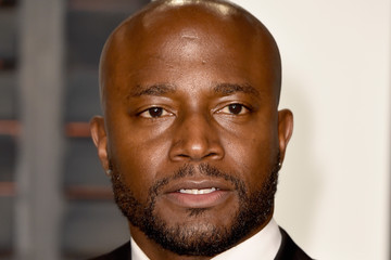 Taye Diggs Arrivals at the Elton John AIDS Foundation Oscars Viewing Party — Part 5