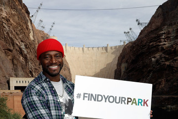 Taye Diggs Taye Diggs Partners With The National Park Foundation To Explore Lake Mead National Recreation Area