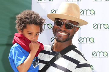 Taye Diggs Environmental Media Association Sustainable Earth Month Celebration