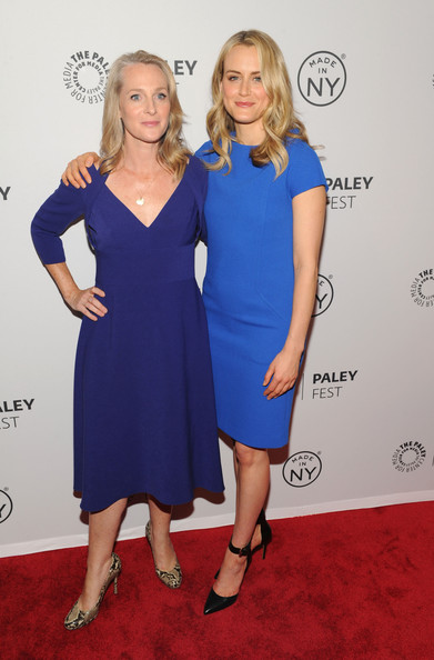 Taylor Schilling and piper kerman