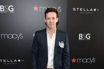 Taylor Frey Macy's And Broadway Style Guide Welcome Today's Hottest Broadway Stars For An Evening Of Men's Style Hosted By NY1's Frank DiLella And Macy's Fashion Director, Durand Guion