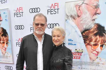 Taylor Hackford AFI FEST 2017 Presented by Audi - Screening of 'The Leisure Seeker' - Arrivals