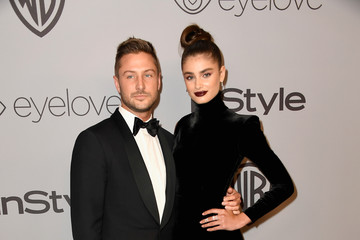 Taylor Hill Warner Bros. Pictures And InStyle Host 19th Annual Post-Golden Globes Party - Arrivals