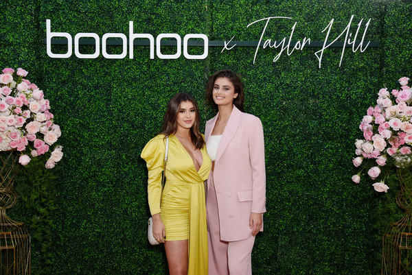boohoo x Taylor Hill Tea Party