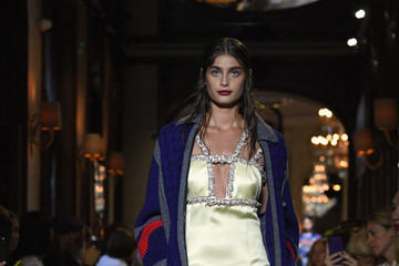 Taylor Hill Miu Miu 2019 Cruise Collection Show : Runway - Paris