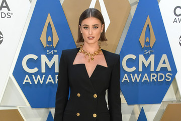 Taylor Hill The 54th Annual CMA Awards - Arrivals