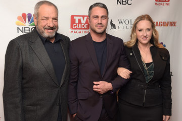 Taylor TV Guide Magazine Celebrates Dick Wolf's Chicago Series