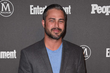 Taylor Kinney 2016 Entertainment Weekly & People New York Upfronts VIP Party