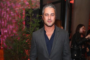Taylor Kinney Entertainment Weekly And PEOPLE Upfronts Party At Second Floor In NYC Presented By Netflix And Terra Chips - Inside