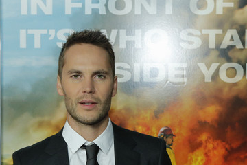 Taylor Kitsch 'Only the Brave' New York Screening