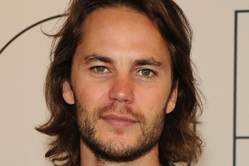 Taylor Kitsch GQ X Lacoste Celebrate Sport Pop-Up Shop Opening In NYC Hosted By Paul Wesley
