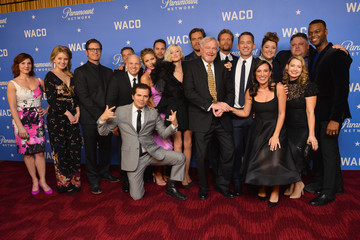 Taylor Kitsch Paramount Network Presents the World Premiere of WACO at Jazz at Lincoln Center