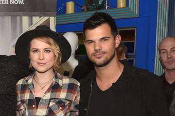 Taylor Lautner Timberland Celebrates Winter on the Modern Trail with Stylist Samantha McMillen