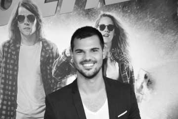Taylor Lautner Guests Attend the Premiere of Lionsgate's 'American Ultra'