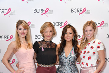 Taylor Louderman Ashley Park Breast Cancer Research Foundation (BCRF) New York Symposium & Awards Luncheon - Arrivals
