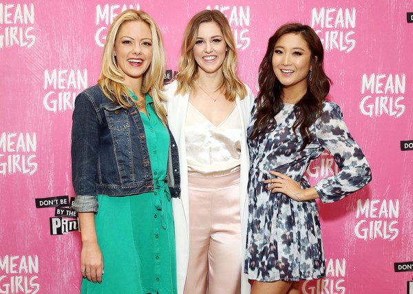 Taylor Louderman Photos Photos - 'Mean Girls' Broadway Cast