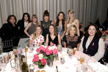 Taylor Louderman Breast Cancer Research Foundation (BCRF) New York Symposium & Awards Luncheon - Inside