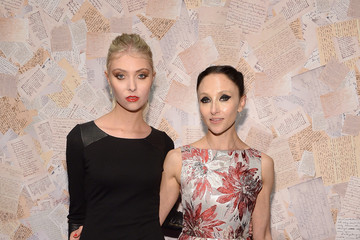 Taylor Momsen MBFW: Arrivals at alice + olivia by Stacey Bendet