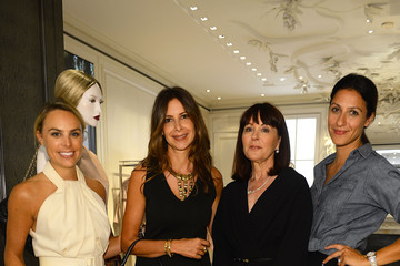 Taylor Olson Christian Dior Celebrates Fashion's Night Out