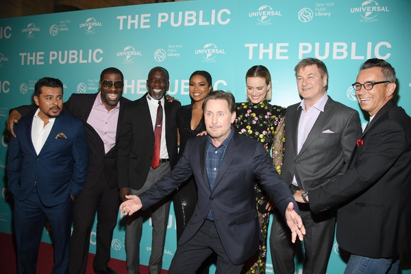 'The Public' New York Premiere