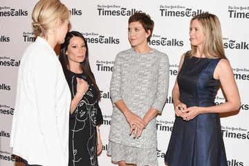 Taylor Schilling TimesTalks Presents: An Evening With Lucy Liu, Maggie Gyllenhaal And Mira Sorvino