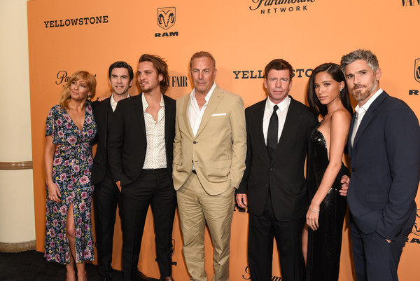 Premiere Of Paramount Pictures' 'Yellowstone' - Arrivals