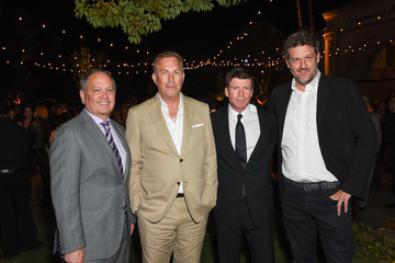 Taylor Sheridan Premiere Of Paramount Pictures' 'Yellowstone'- After Party