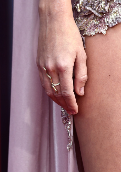 2018 Billboard Music Awards - Arrivals [skin,finger,hand,ring,nail,close-up,pink,joint,arm,jewellery,arrivals,taylor swift,billboard music awards,fashion,details,ring,las vegas,nevada,mgm grand garden arena]