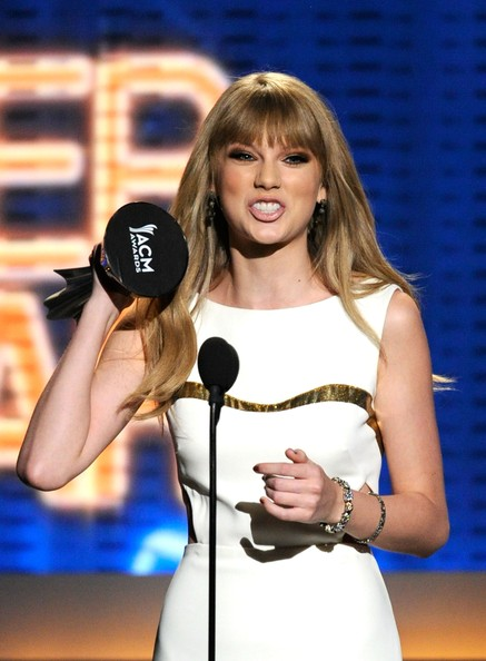 Taylor Swift - 47th Annual Academy Of Country Music Awards - Show