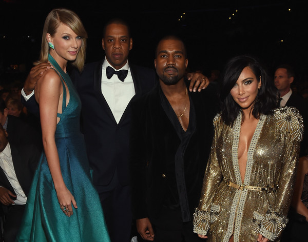 The 57th Annual GRAMMY Awards - Backstage
