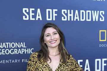 Taylor Treadwell National Geographic Documentary Films' 'Sea Of Shadows' Los Angeles Premiere