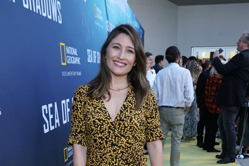 Taylor Treadwell National Geographic Documentary Films' Premiere Of 'Sea Of Shadows' - Red Carpet