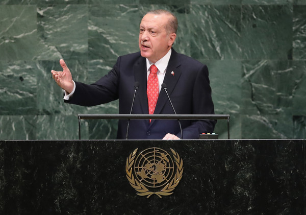 World Leaders Address The United Nations General Assembly []