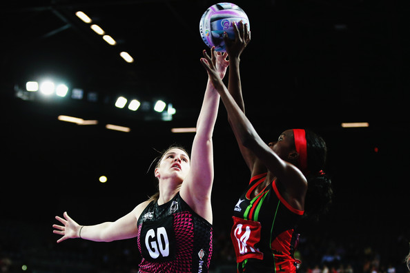 Fast5 Netball World Series - Day 2