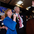 Ted Angle Tea Party Express Candidate Sharron Angle Wins GOP Senate Primary In Nevada