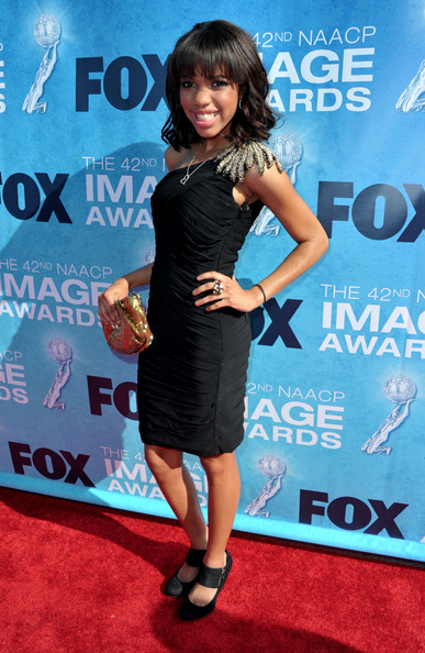 Teala Dunn - 42nd NAACP Image Awards - Red Carpet