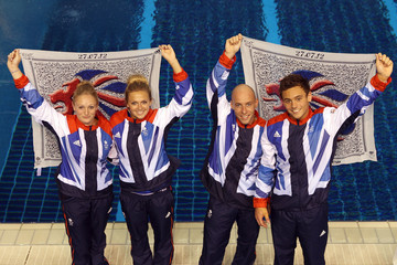 Tom Daley Peter Waterfield Team GB Diving Athletes Announced For London 2012 Olympic Games