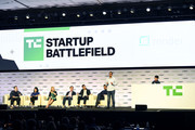 Render's Anurag Goel speaks onstage during TechCrunch Disrupt San Francisco 2019 at Moscone Convention Center on October 04, 2019 in San Francisco, California.