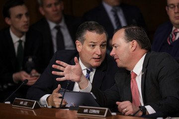 Ted Cruz Senate Holds Confirmation Hearing For Brett Kavanugh To Be Supreme Court Justice