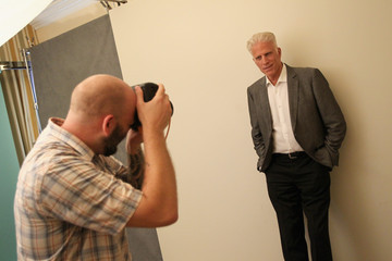Ted Danson Behind The Scenes Of The Getty Images Portrait Studio Powered By Samsung Galaxy At 2015 Summer TCA's