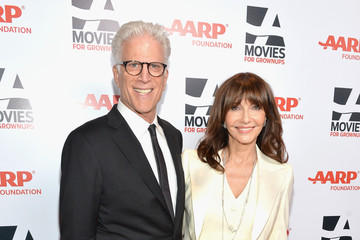 Ted Danson 13th Annual AARP's Movies For Grownups Awards Gala - Red Carpet