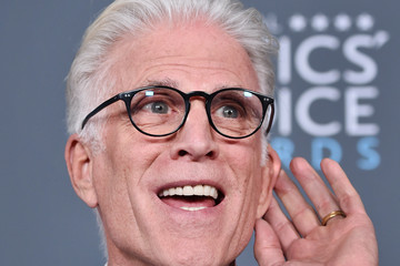 Ted Danson The 23rd Annual Critics' Choice Awards - Press Room