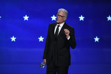 Ted Danson The 23rd Annual Critics' Choice Awards - Show