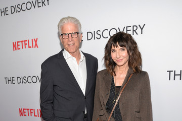 Ted Danson Premiere of Netflix's 'The Discovery' - Arrivals